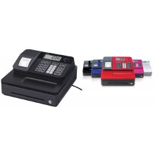 Caja Registradora CASIO SE-G1 sin Factura Simplificada SE-G1SB-RD Roja