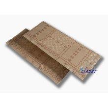 Paquete 50 uds Sobres de Papel Protector de Cubiertos Decorado con Servilleta de 40x40 SET908 DICAPRODUCT (Caja 20 paquetes)
