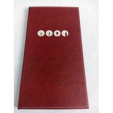 Porta Menú Estr. de 16x28,5cm Isabelle Collect 28002 LACOR (Pack 4 uds)