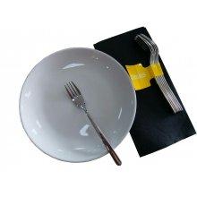 Mazo de 6 uds de Tenedor Lunch 18% Serie Cuba M2761 COMAS