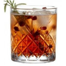 Vaso Timeless Whisky bajo 34,5Cl R52790 FUENTES GUERRA (Caja 12 uds)