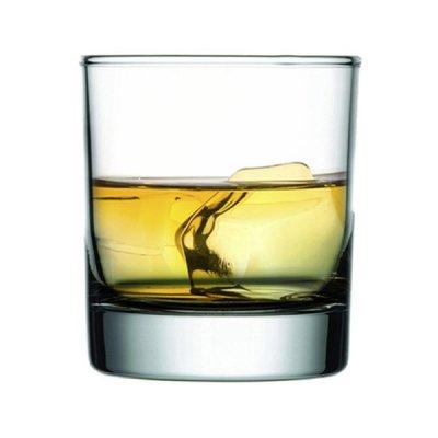 Vaso Whisky Bajo de 39cl Side 3-041822 ALAR (Caja 12 uds)