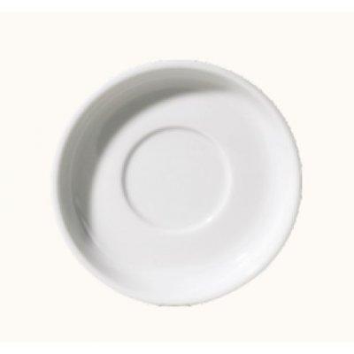 Platillo de Té Desayuno Porcelana Alba 01s0316 (Caja 6 uds)