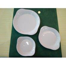 Caja de 3 Platos para Huevo de 22cm 01S0060 EURODRA (OUTLET LIQUIDACIÓN) (caja 3 uds)