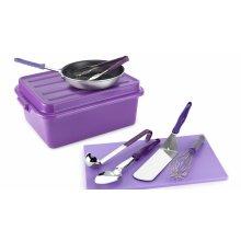 Kit antialergico 55179 Set Violet Pujadas (1ud)